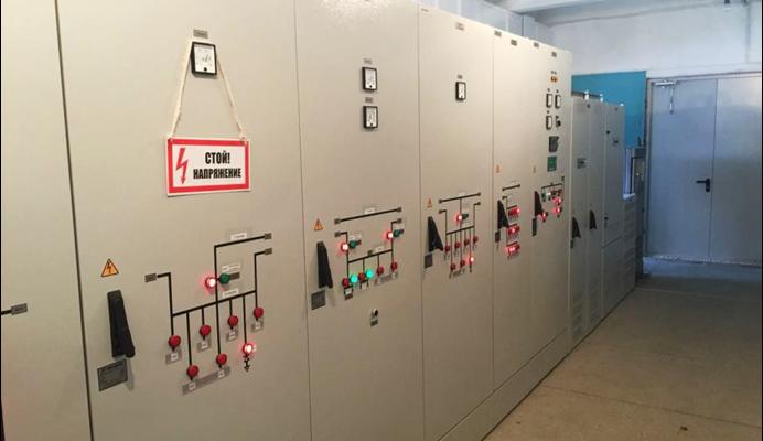 Замена щита постоянного тока бл. №7 для филиала «Костромская ГРЭС» АО «Интер РАО – Электрогенерация»